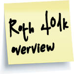 Roth 401k Overview