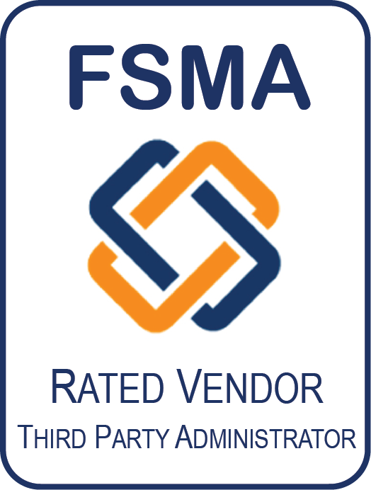 FSMA Rated Vendor Third Party Administrator
