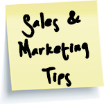 Sales and Marketing Tips